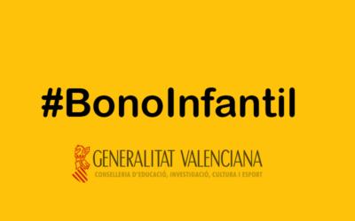 Bono Infantil CURS 2021-2022